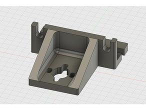 hypercube evolution t8 nut holder sk12 3d printer parts 12mm rod 3d printer hypercube hypercube evolution nut holder sk12 t8 nut t8 nut holder