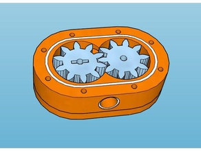 gear pump 30 parts gear pump hydraulic hydraulic pump pump water pump