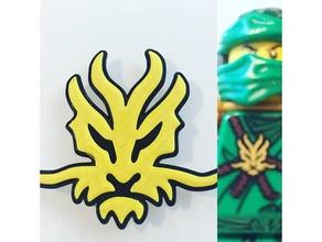 ninjago lloyd logo emblem lego lloyd logo ninjago