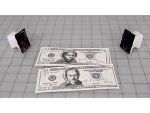 stamp molds ustreasury art harriet tubman money rubber stamp stamp stamper stamp handle