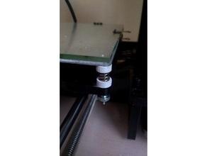 hotbed spring cap 9mm diameter 3d printer parts anet anycubic spring springs spring 9mm spring cup