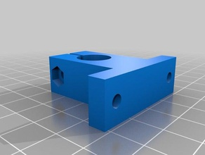 sk13 - linear shaft support 3d printing cnc