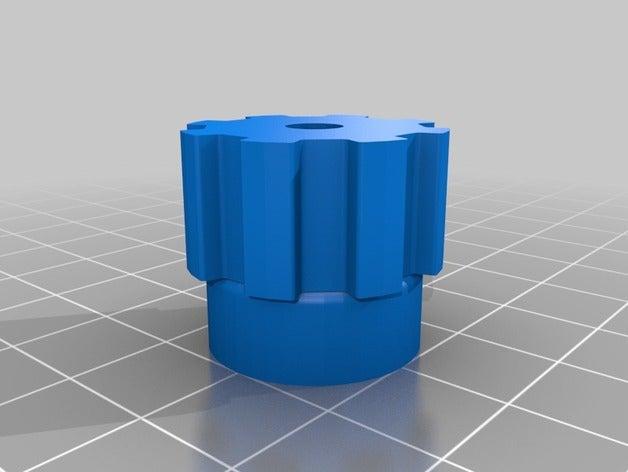 profile 4 3d printer part