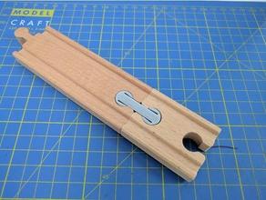 brio male-male connector toys & games brio brio compatible brio train track connector train track