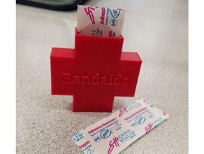 bandaid holder classroom containers bandaid classroom magnet organization organizer