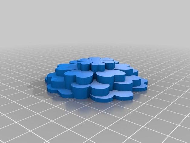 flower 1 3d printing