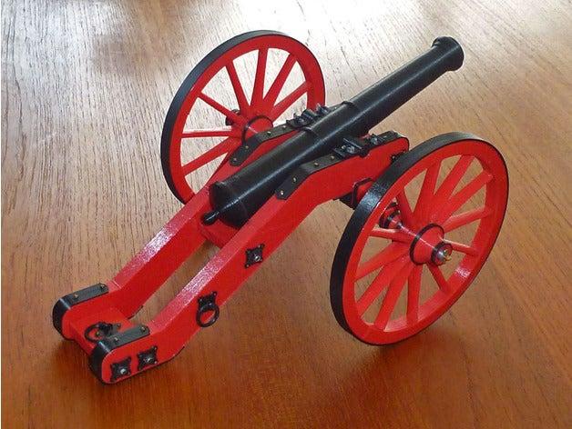 cannon castle buedingen m