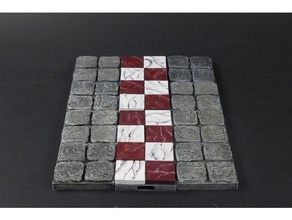 openforge 20 dynamic floor smooth cut stone faces toy & game accessories dnd dnd tiles dungeon dynamicfloors miniatures openforge openforge2 pathfinder pathfinder tiles rpg rpg tiles tabletop terrain tile