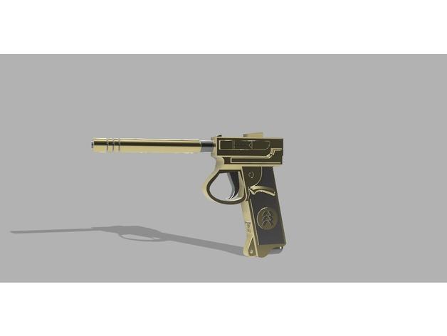 destiny 2 - drang sidearm