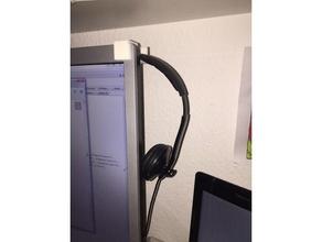 headset hook monitor full customizable office headset headset hanger headset holder headset hook headset mount monitor