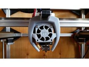 ft-5 fang 3d printer parts ft-5 ft-5 fang ft-5 part cooler ft5 ft5 fang part cooler