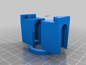 remixed fooyabt x y belt cr-10 other 2020 2040 rails 3d printer parts 2020 extrusion 2040 v slot cr10 creality cr-10 x belt tensioner
