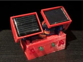 electric imp solar panel servos models electric imp servo solar panel
