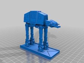 1 270 échelle - atat atst atpt kits jouets & accessoires de jeux at-at de star wars x-wing