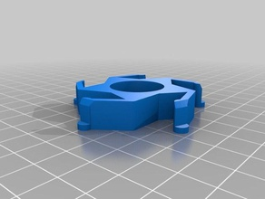 supp bobbina 3d printer parts customized