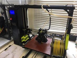 taz5 taz6 reduced footprint side mount spool holder 3d printer accessories filament spool holder lulzbot lulzbot taz lulzbot taz3 lulzbot taz4 lulzbot taz5 lulzbot taz6 lulzbot taz 6 spool holder taz taz5 taz6