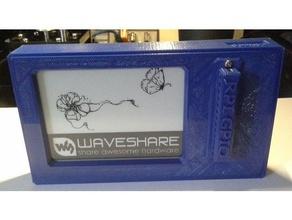 waveshare 42 epaper + rpi-null-w-Fall - Elektronik epaper rpi-null B waveshare
