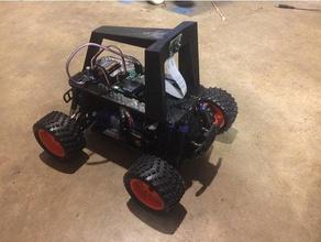 donkey chassis adapters - current r c vehicles donkey donkey car robot