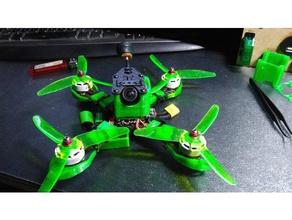 ak 185 + tramp hv r c vehicles 305 x 305 ak frames drone immersionrc racing drones tower drone tramp hv tramp hv mount
