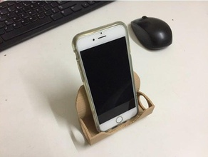 iphone docking station gadgets 3d printing brahmabeej cell phone dock cell phone stand iphone iphone 4s iphone 5 iphone 5s iphone 6 iphone 6 plus iphone 7 dock iphone 7 holder iphone 7 plus holder iphone dock iphone stand office equipment organizer phone dock