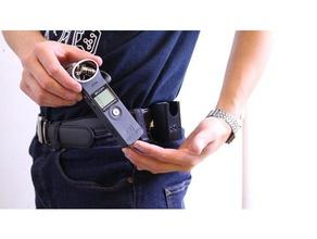 h1 zoom belt holder tools 3d h1 zoom holder belt clip zoom h1 h1 zoom h1 zoom holder