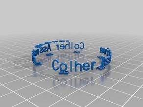 espa ador customiz vel 3d printer parts customized