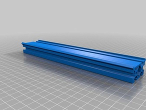 makerslide extrusion 230mm 3d printer parts 3d printer cnc extrusion  makerslide ordbot makerslide prusa t slot upgrade v slot