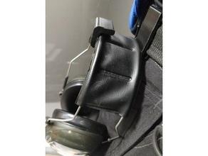 handy belt hook hearing protection earphones tool holders & boxes belt earphones earphone holder  handy hearing hearing protection hook protection