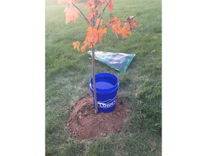 portable watering system trees garden outdoor & garden garden self watering tree trees watering watering bucket watering can watering system