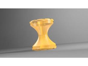 spool holder clas ohlsson filament 3d printer accessories clas ohlsson clas ohlson filament holder