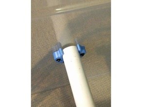 20mm pvc pipe support 3d printer accessories dry box pvc hanger pvc pipe pvc pipe adapter pvc support spool holder spool mount