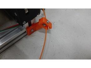 bearing smooth filament guide aluminium 2020 extrusion corner 623zz 3d printer parts 623zz 623 bearing filament guide