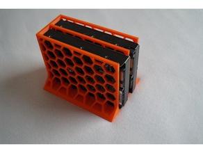 hdd-rack 1-4 slots computer 1 slot hdd 2 slot hdd 3 slot hdd 4 slot hdd festplatte festplatten halter hard disk hard disk drive hard drive hdd halter hdd-rack server rack system desk