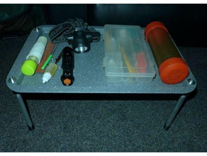 bivvy table small camping table under 10 - sport & outdoors bivvy camping carp fishing outdoors table