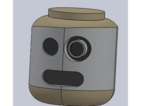 slipknot corey taylor ahig la proposición de la cabeza las esculturas Impreso en 3d ahig toda esperanza se ha ido corey taylor la máscara slipknot