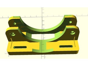 laser tube holder 80 w