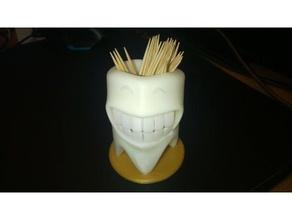 distributeur cure dent tooth cure dispenser decor cure dent cure-dent dents distributeur tooth cure dispenser toothpick box