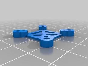 fc mounting hole convert 20x20 16x16 hobby 16x16 20x20 16x16 softmount 20x20 fc fcr mounting mount convert