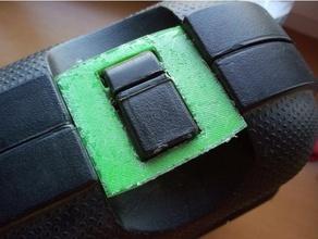 klips do walizki m otowiertarki blach&decker - clip case hammer drill black&decer tool holders & boxes black black&decker case clip clips decker
