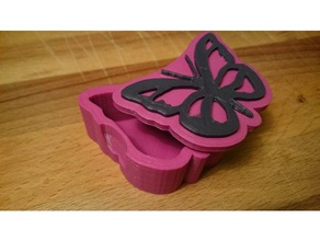 butterfly jewelry box schmetterling schmuck schatulle box k stchen 3d printing box jewelry jewelry box butterfly k stchen schatulle schmetterling