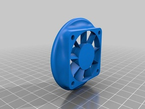 40mm aerodynamic intake duct 3d printer parts 40mm e3d fan duct 40mm fan 40mm fan duct aerodynamic compressors cooling fan e3d e3d fan duct e3d fan shroud e3d v6 fan duct fan shroud