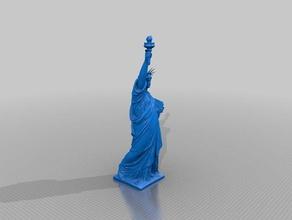 statue liberty scans & replicas america colmar france frederic auguste bartholdi goddess lady liberty liberty new york city paris patriotic replica sculpture statue statue liberty