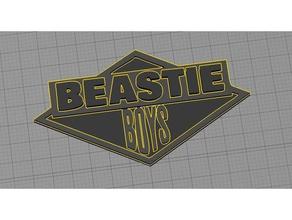 beastie boys - license ill - keychain keychains ad rock beastie boys beastieboys brass monkey def jam hip hop mca mike d music old skool pauls boutique punk rap rock sabotage