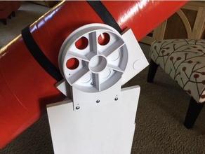 telescopio dobson cuscinetto quota fisica & astronomia
