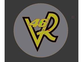 vr46 işaretler ve logolar