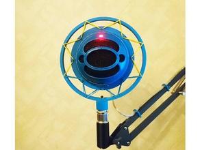 blue snowball shockmount original stand music blue blue snowball shockmount snowball