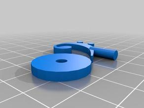 ficha clave fa para juego mesa toy & game accessories clave fa clef fa