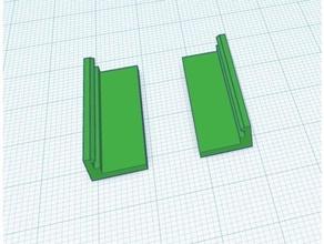 pcb runner clips electronics pcb clip pcb holder pcb stan off pcb stand slide pcb sliding pcb