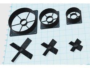 60mm 80mm 120mm fan set electronics 120mm 120mm fan 120mm fan mount 60mm 60mm fan 80mm 80mm fan computer fan easy fan fan housing fan mount fan duct pc fan simple