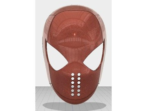 spiderman homecoming faceshell props faceshell spiderman face shell spiderman homecoming spiderman mask spiderman movie spiderman web shooter
